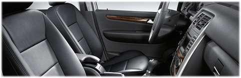 Mercedes B - Класса салон