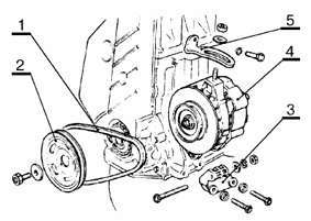 генератор двигателя