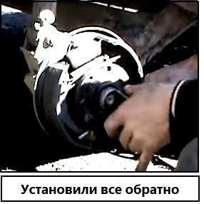 Как заменить подшипник ступицы ваз самому